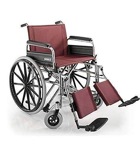 Carrozzina Sedia A Rotelle Per Disabili Obesi Ad Autospinta