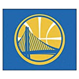 FANMATS 19441 NBA - Golden State Warriors Tailgater Rug , Team Color, 59.5''x71''