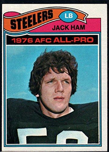 Football NFL 1977 Topps #140 Jack Ham Steelers