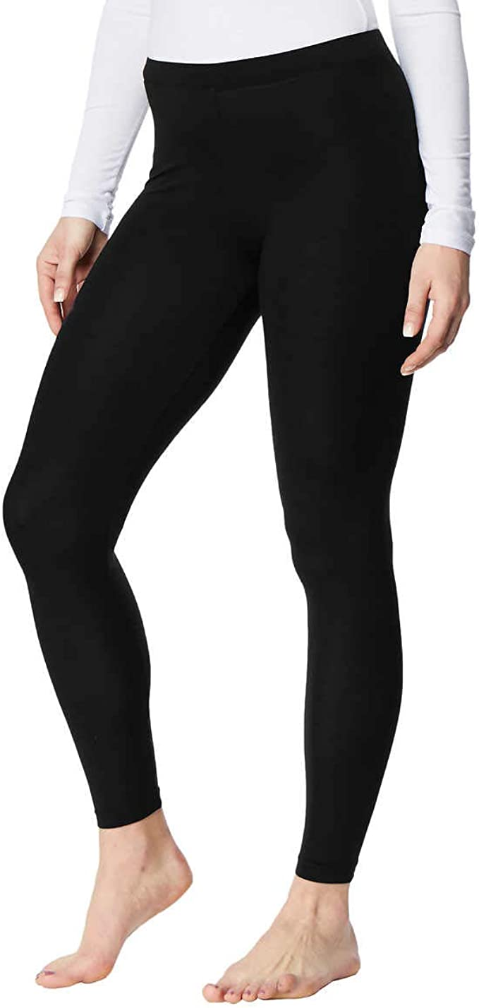 NEW WOMEN Weatherproof 32 Degrees Heat Thermal Leggings,