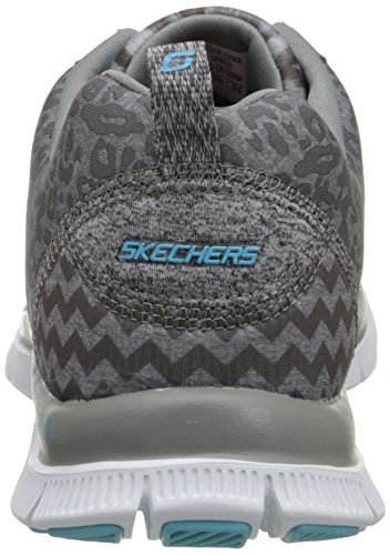 Sneaker Donna char Flex Grigio nbsp;tribeca Appeal Skechers Zg8FwqTn