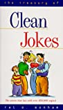 The Treasury of Clean Jokes, Tad D. Bonham, 0805463607