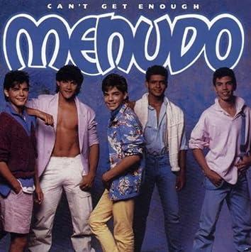 Álbum Menudo con Ricky Martin