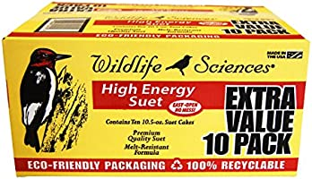 High Energy Suet Cake 10 Pack