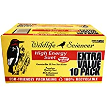 Wildlife Sciences High Energy Suet 10 Pack