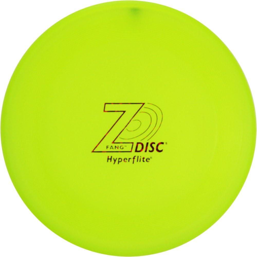 Frisbee Hyperflite Z-disc Fang Dog Disc - Limon