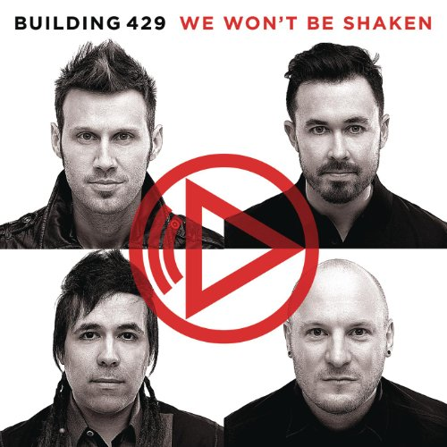 We Won't Be Shaken Album Cover