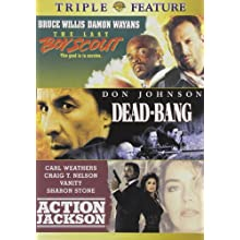 The Last Boy Scout / Dead-Bang / Action Jackson (2006)