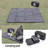 RT-TCZ Camping Mat Sleeping Pad Mattress for 2007-2018 Jeep Wrangler JK JL Unlimited