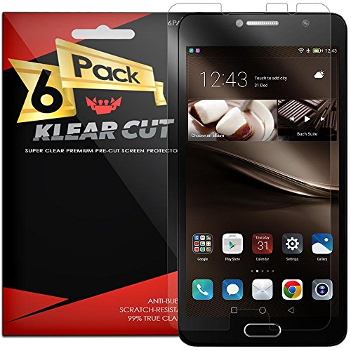 Tempered Glass For Alcatel Flash Plus 2 with Free Back Case (Blue) - 2