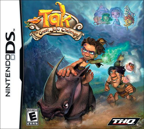 [Tak 3: The Great Juju Challenge - Nintendo DS (Jewel case)] (Rockin Robin Costumes)
