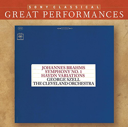 Brahms: Symphony No. 1, Variations on a Theme by Haydn & 5 Hungarian Dances