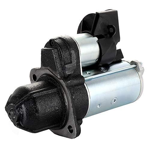 ECCPP Starters SPR0009 17086 Fit for John Deere Skid Steer Loaders 240/250/260 1999 2000 2001-1998 Tractors-Farm 5310/5310N/5410/5410N Tractors-Utility 5105/5205/5210/5220/5310/5310N/5320/5320N 2.9L