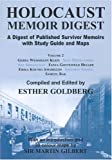 img - for Holocaust Memoir Digest, Vol. 2: A Digest Of Published Survivor Memoirs With Study Guide And Maps book / textbook / text book