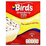 Bird's Trifle Strawberry Flavour Mix (144g) - Pack of 6
