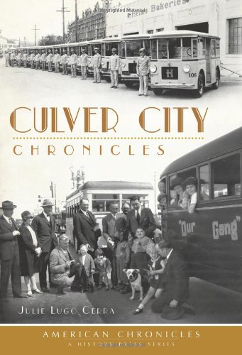 Culver City Chronicles (American - Shop City Culver The