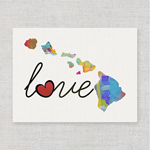 hawaii-love-modern-whimsical-watercolor-style-wall-art-print-poster-on-fine-art-paper-a-thoughtful-m
