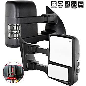 Amazon Com Passengers Power Side Tow Mirror Heated Signal