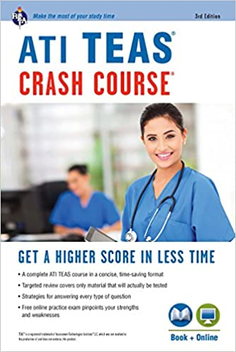 Ati teas crash course book online nursing test prep kindle ati teas crash course book online nursing test prep 3rd edition kindle edition fandeluxe