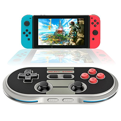 8bitdo NES30 Pro Game Controller Nintendo Switch/Android/MacOS/Windows/Steam by FYOUNG