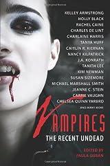 Vampires: The Recent Undead Paperback