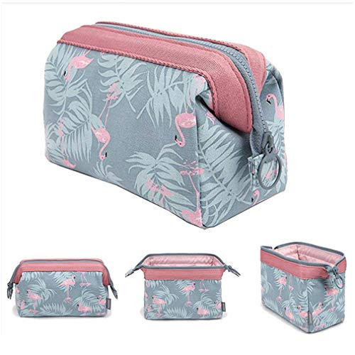 2 Pieces Toiletry Bag Multifunction Hanging Cosmetic Bag Portable Organizer Makeup Bags Pouch Large Capacity Waterproof Travel Bag for Women Girls Men by Fairyland (Image #4)