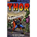 Thor Epic Collection: The God of Thunder (Mighty Thor)