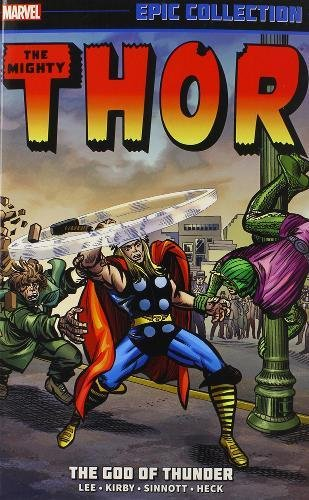 (Thor Epic Collection: The God of Thunder)