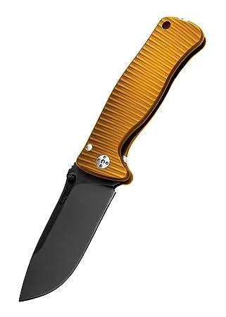 Lion teel Navaja SR2 aluminio - Navaja Cuchillo de caza ...