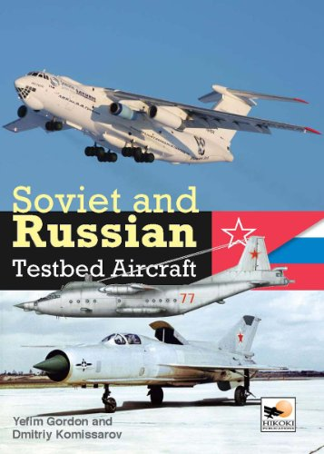 (Soviet and Russian Testbed Aircraft)