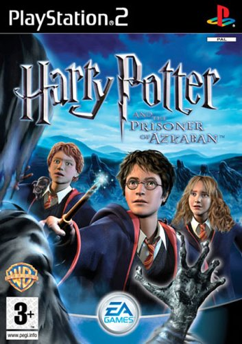 Harry Potter and the Prisoner of Azkaban (PS2) - Harry Potter The Prisoner Of Azkaban Game