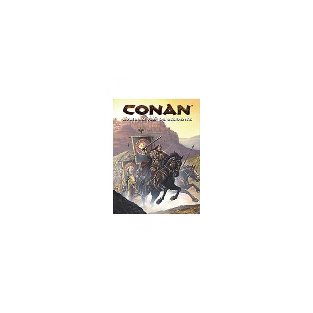 Conan: Aquilonia: La Flor De Occidente - Rol: Amazon.es: Juguetes ...