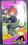 Disney KIM POSSIBLE Mission Ready Poseables Doll by Equity