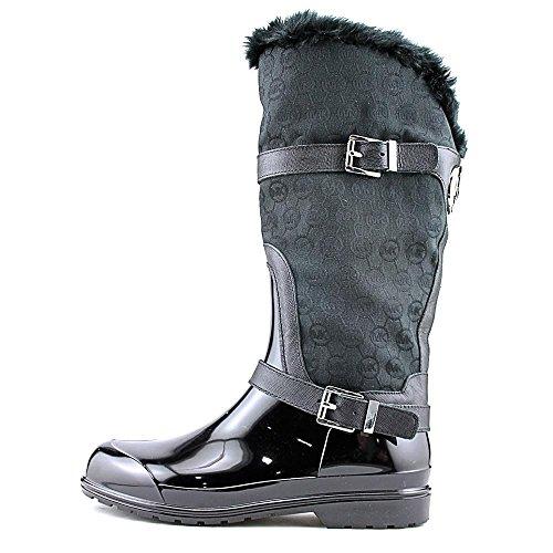 Michael Michael Kors Fulton Mid Rainboots Nero Nero
