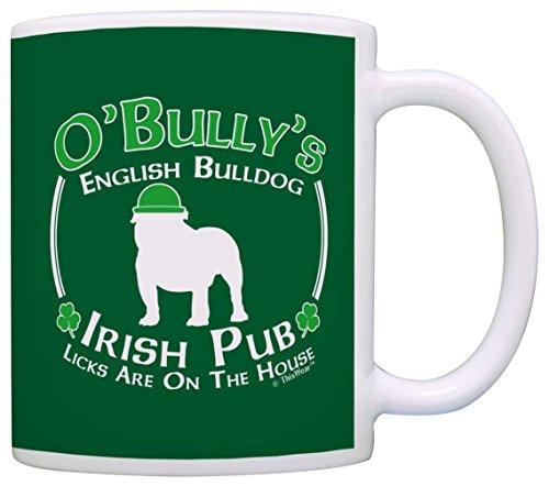 Owner Patricks English Bulldog Coffee
