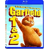 Garfield Fat Cat Double Pack: The Movie + A Tail of Two Kitties // Garfield Duo Gros Maton: Le film + Pacha Royal
