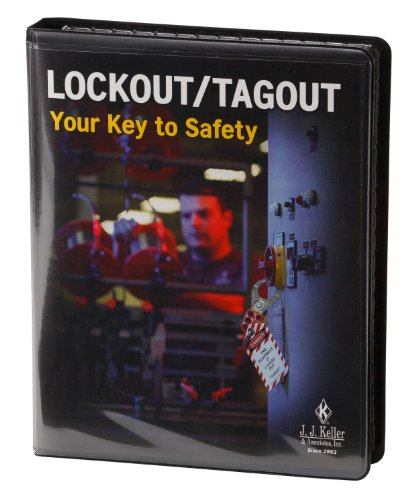 Brady Lockout Tagout Training Kit - Spanish DVD Dvd Lab Kit