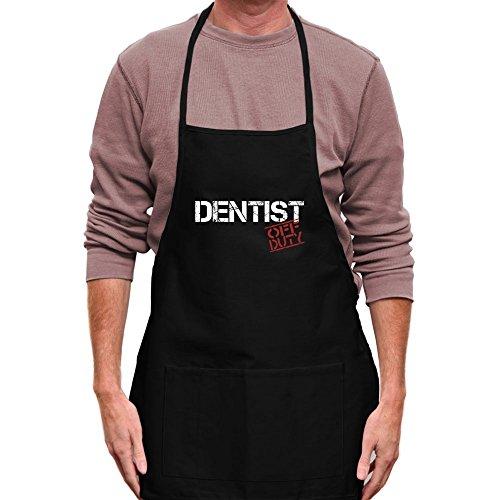 - Teeburon Dentist Off Duty Apron