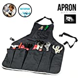 Image of Bikehand Bicycle Bike Waterproof Repairing Tool Apron