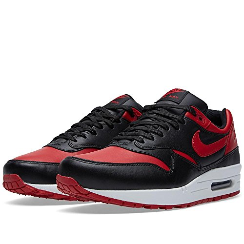 Nike 1 Premium Qs Sort / Varsity Rød-hvid l6K5s