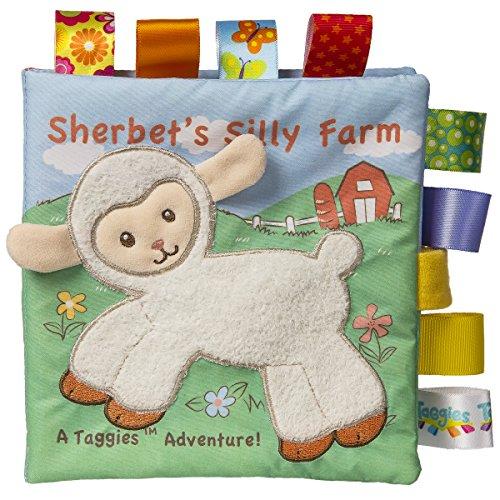 (Taggies Sherbet Lamb Soft Book)