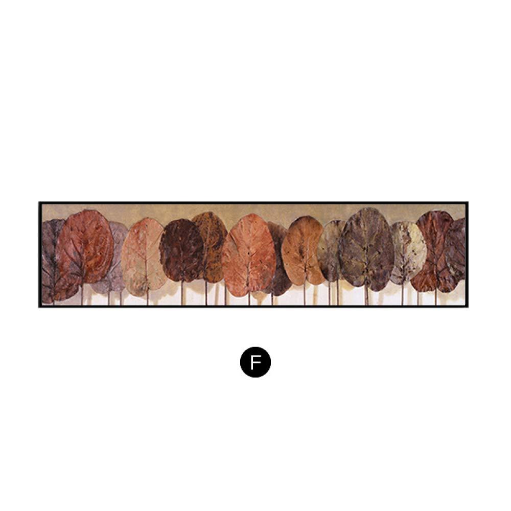 alta calidad y envío rápido A CWJ Pintura Decorativa Moderna, Parojo del Fondo del sofá, sofá, sofá, Pintura Rectangular del Dormitorio, Pintura de cabecera enmarcada Flor Americana del Vintage 35  135  marcas de moda