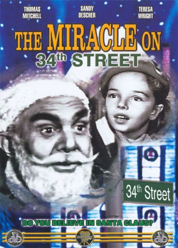 The Miracle On 34th Street (Science Miracles Dvd)