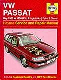 img - for VW Passat Petrol and Diesel (May 1988-96) Service and Repair (Haynes Service & Repair Manual 3498) book / textbook / text book