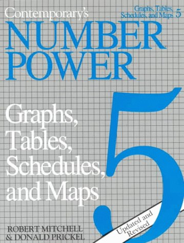 Contemporary's Number Power 5: Graphs, Tables, Schedules and Maps