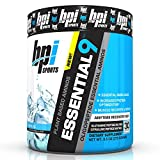 Best Sport Supplements Amino Acids Supplements - BPI Sports 9 Plant Based Oligopeptide Essential Aminos Review