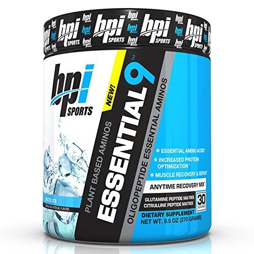 BPI Sports Oligopeptide Essential Blueberry