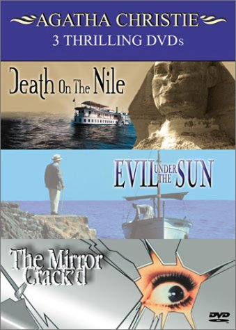 Agatha Christie Mysteries (Death on the Nile / Evil Under the Sun / The Mirror Crack'd) by Starz / Anchor Bay