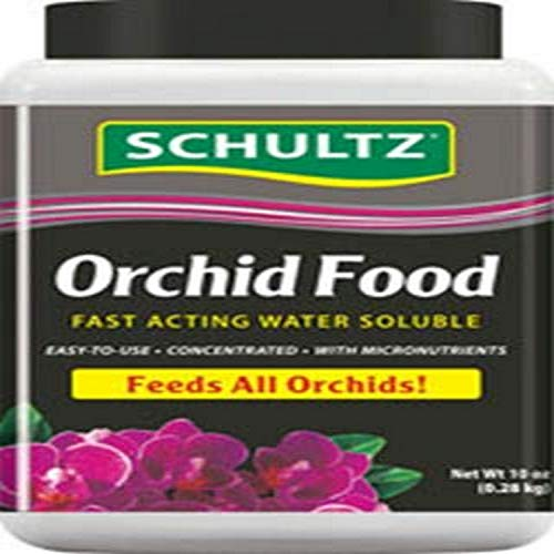 Schultz SPF70600 Water Soluble Orchid Food 20-20-15, 10 oz