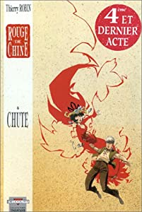 "Afficher ""Rouge de Chine. n° 4 Chute"""